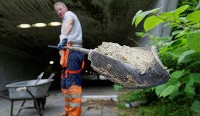 Asbest in grond, puin en baggerspecie